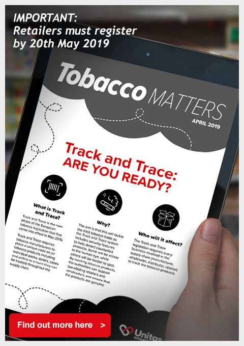 Tobacco Matters April 2019