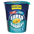 Batchelors Super Noodles Pot Mild Curry Flavour
