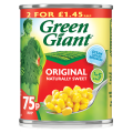 Green Giant Sweetcorn Original Sweet Niblets