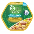 John West Light Lunches French