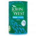 John West Tuna Chunks Brine
