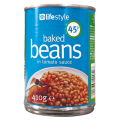 Lifestyle Baked Beans