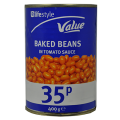Lifestyle Value Baked Beans