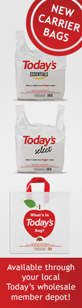 Today's Carrier Bags